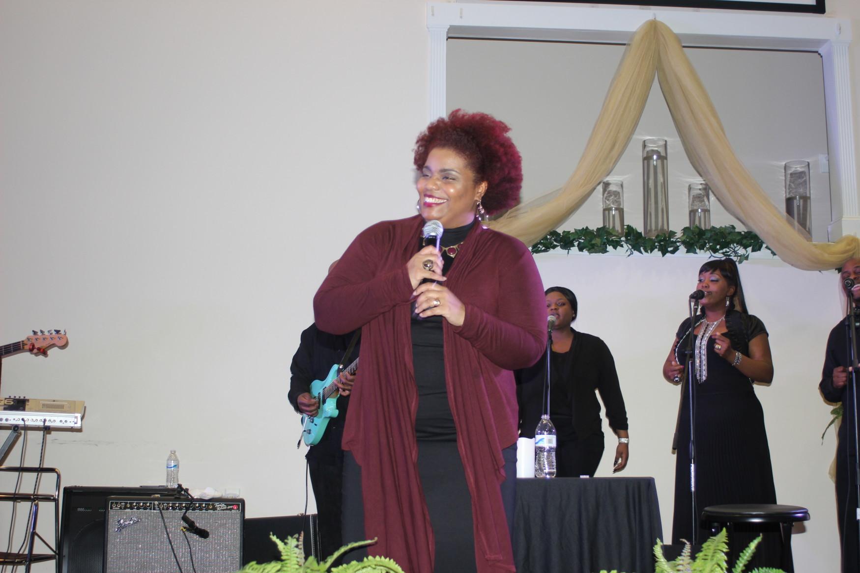 Valerie Woodard